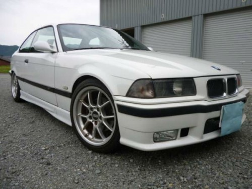 BMW 3 series 318is 1995 photo - 4