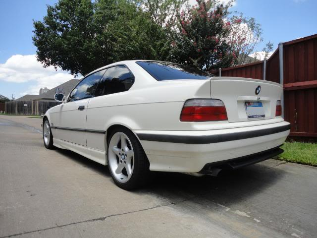 BMW 3 series 318is 1995 photo - 5
