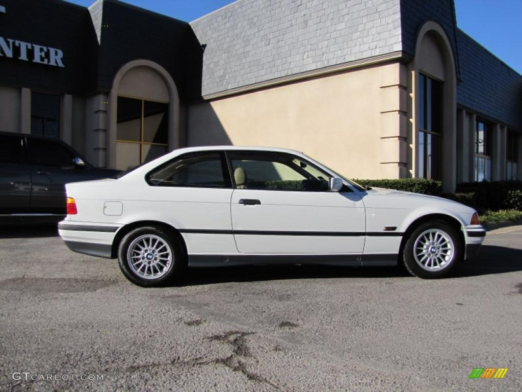 BMW 3 series 318is 1995 photo - 8