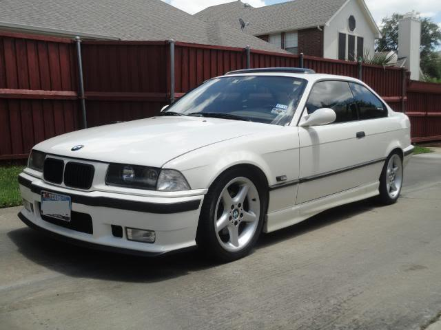 BMW 3 series 318is 1995 photo - 9
