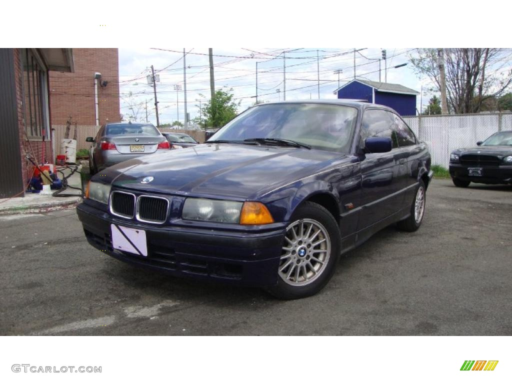 BMW 3 series 318is 1996 photo - 3