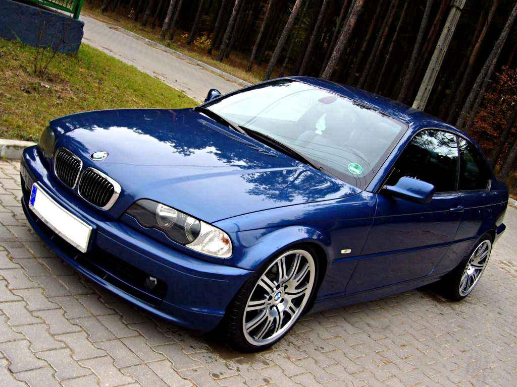 BMW 3 series 318is 2000 photo - 1