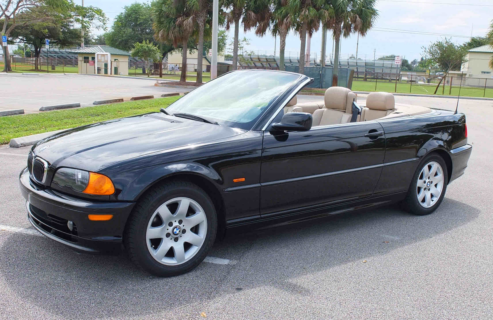BMW 3 series 318is 2000 photo - 11
