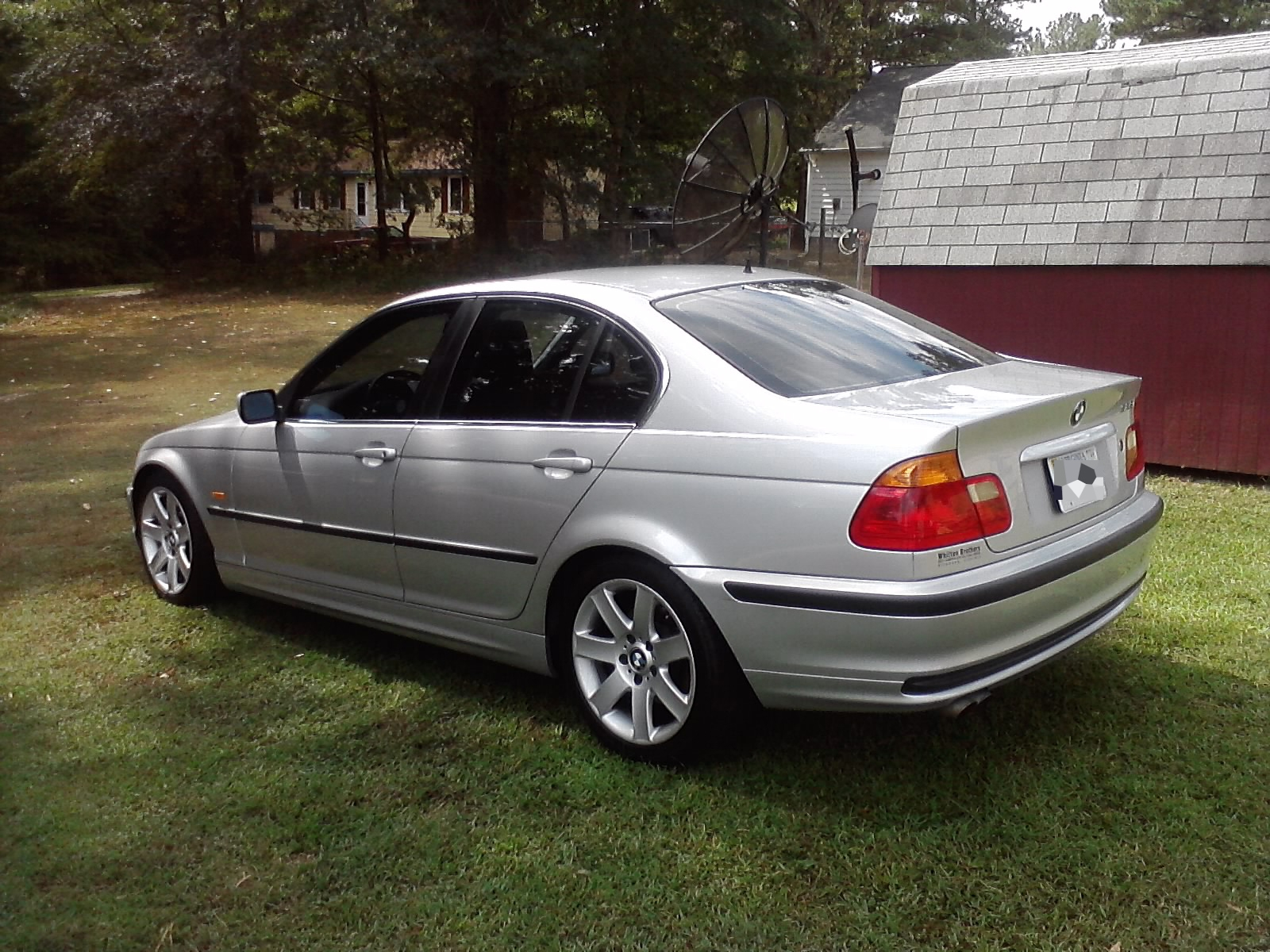 BMW 3 series 318is 2000 photo - 3