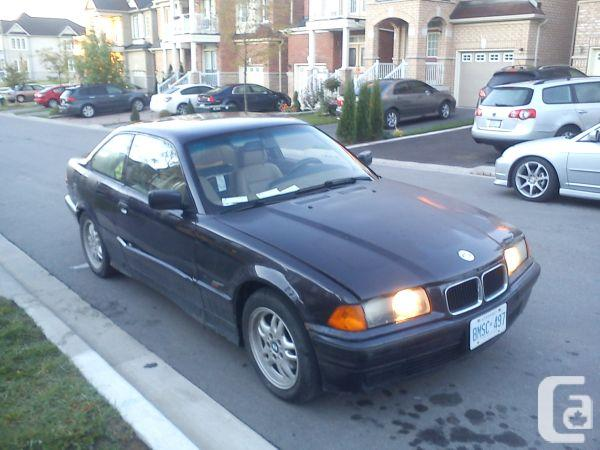 BMW 3 series 318is 2000 photo - 7