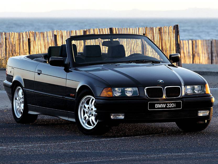 BMW 3 series 318is 2000 photo - 8