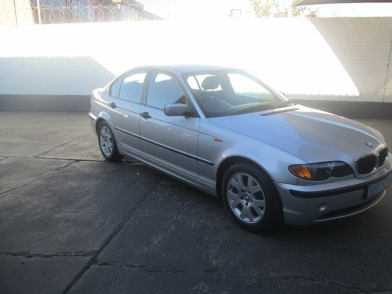 BMW 3 series 318ti 2002 photo - 1