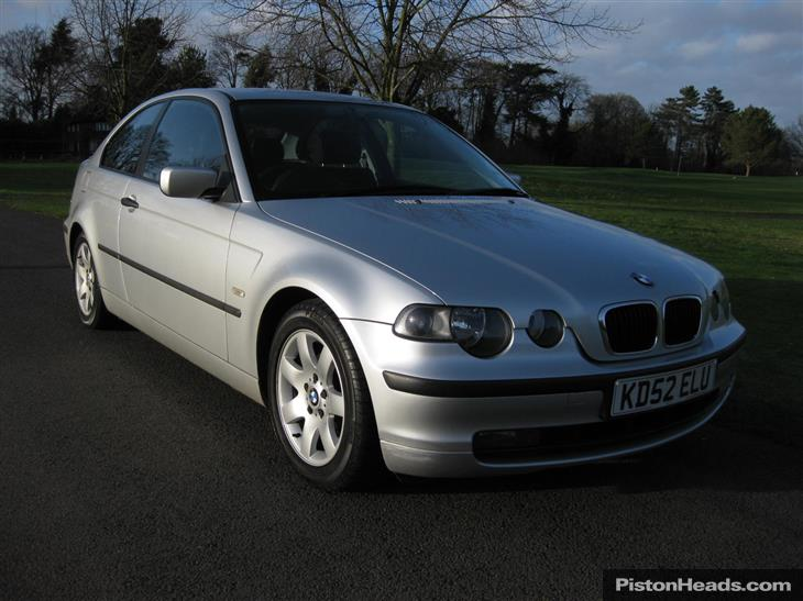 BMW 3 series 318ti 2002 photo - 11
