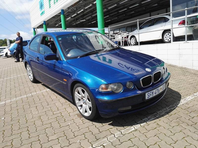 BMW 3 series 318ti 2002 photo - 4