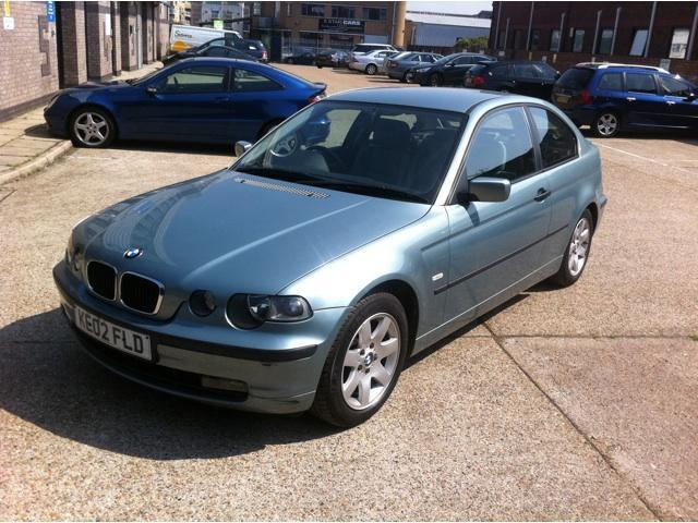 BMW 3 series 318ti 2002 photo - 8