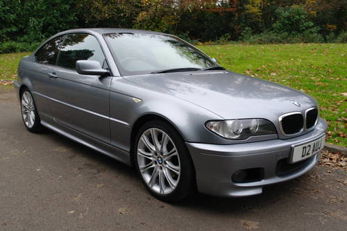 BMW 3 series 320Cd 2005 photo - 1