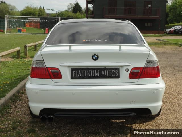 BMW 3 series 320Cd 2005 photo - 4