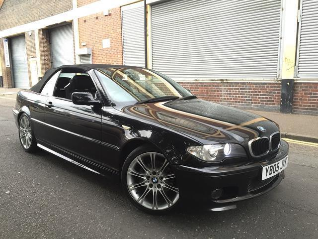 BMW 3 series 320Cd 2005 photo - 5