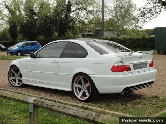 BMW 3 series 320Cd 2005 photo - 7