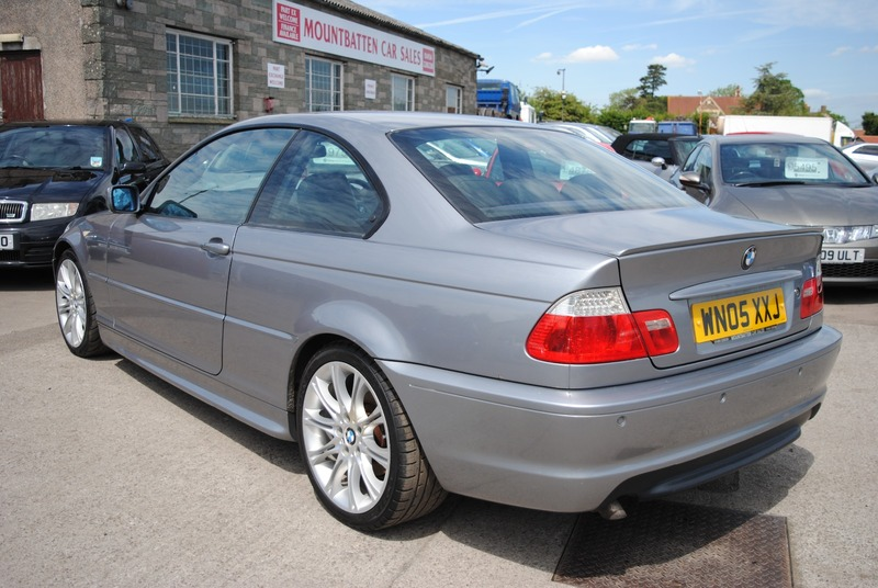 BMW 3 series 320Cd 2005 photo - 9