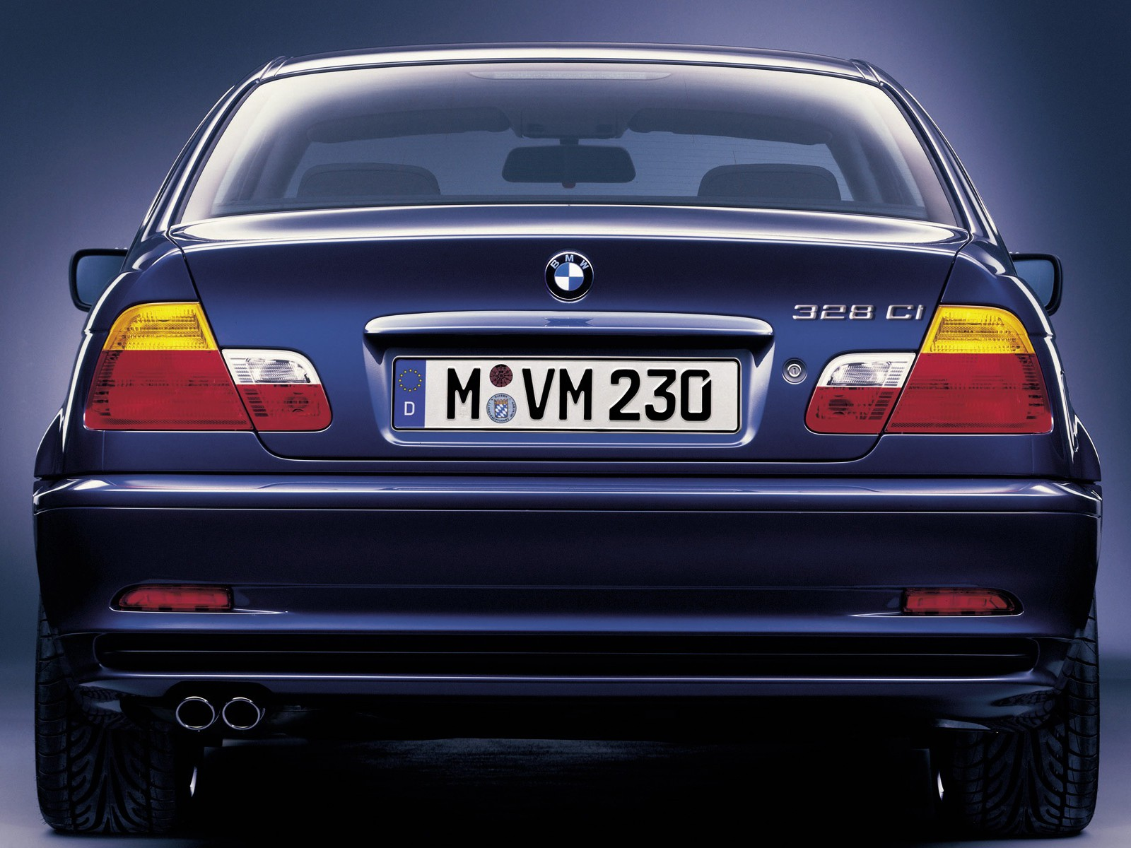 BMW 3 series 320Ci 1999 photo - 1