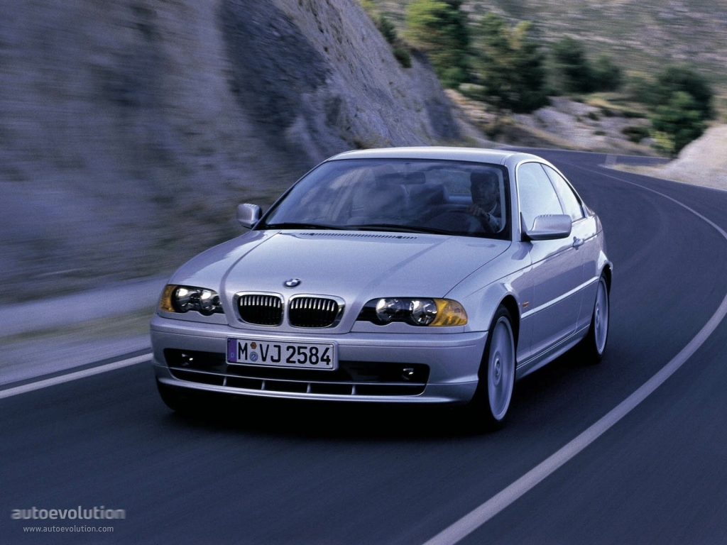 BMW 3 series 320Ci 1999 photo - 11