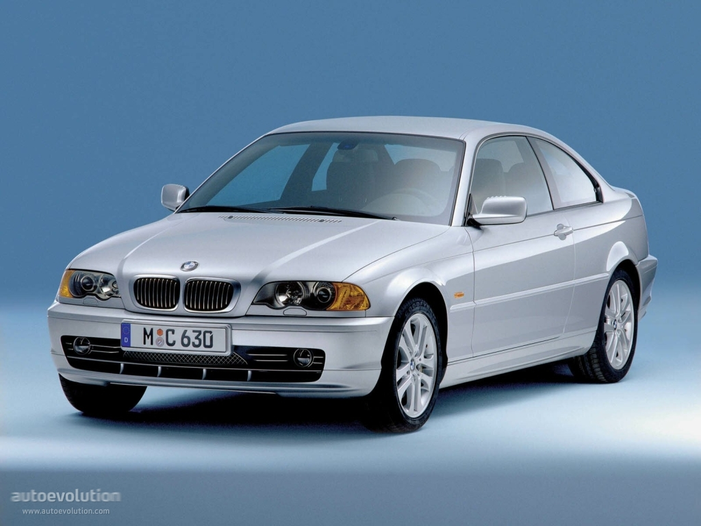 BMW 3 series 320Ci 1999 photo - 2