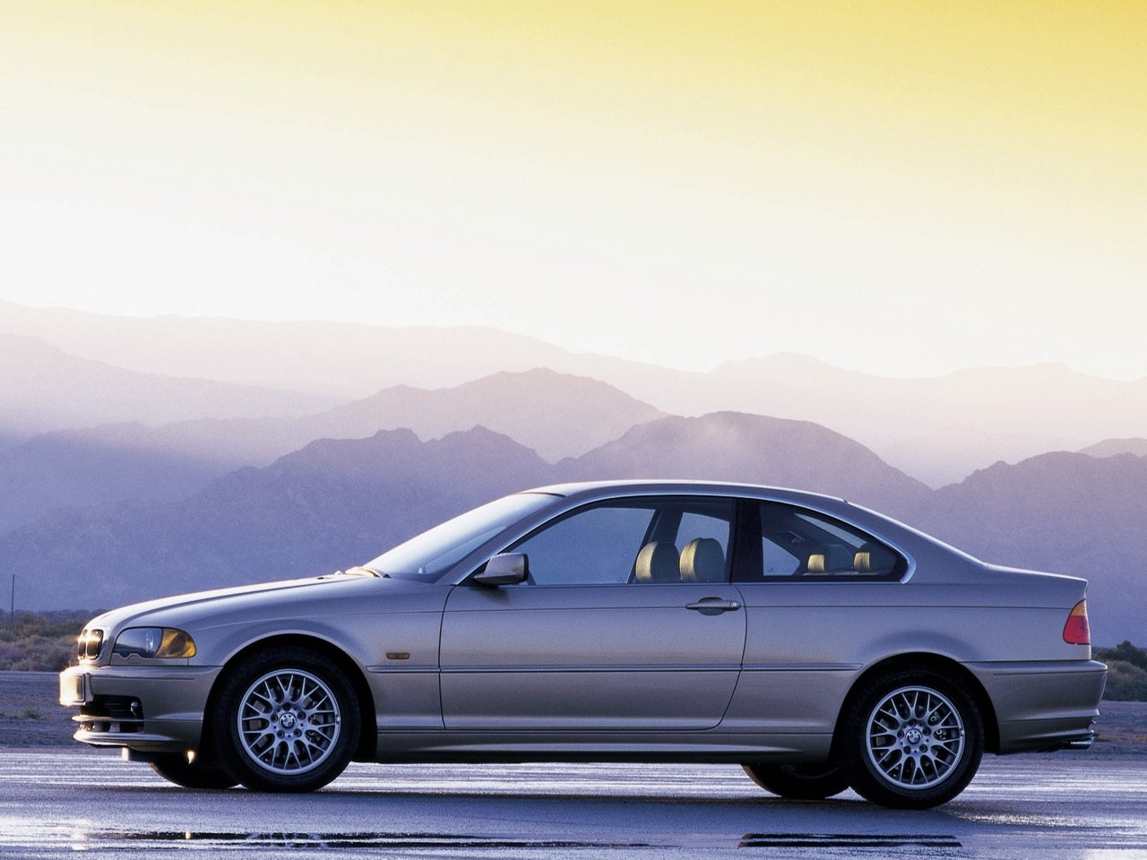 BMW 3 series 320Ci 1999 photo - 7