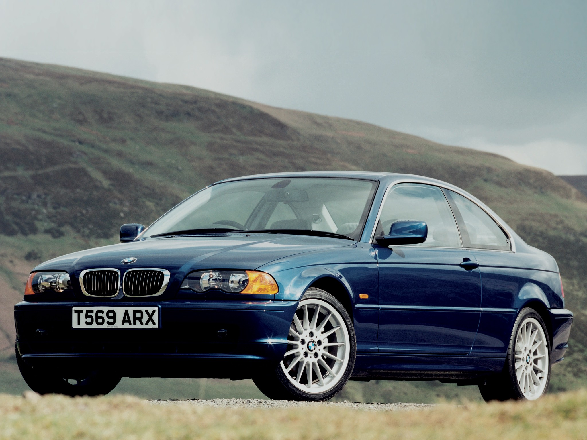 BMW 3 series 320Ci 1999 photo - 8