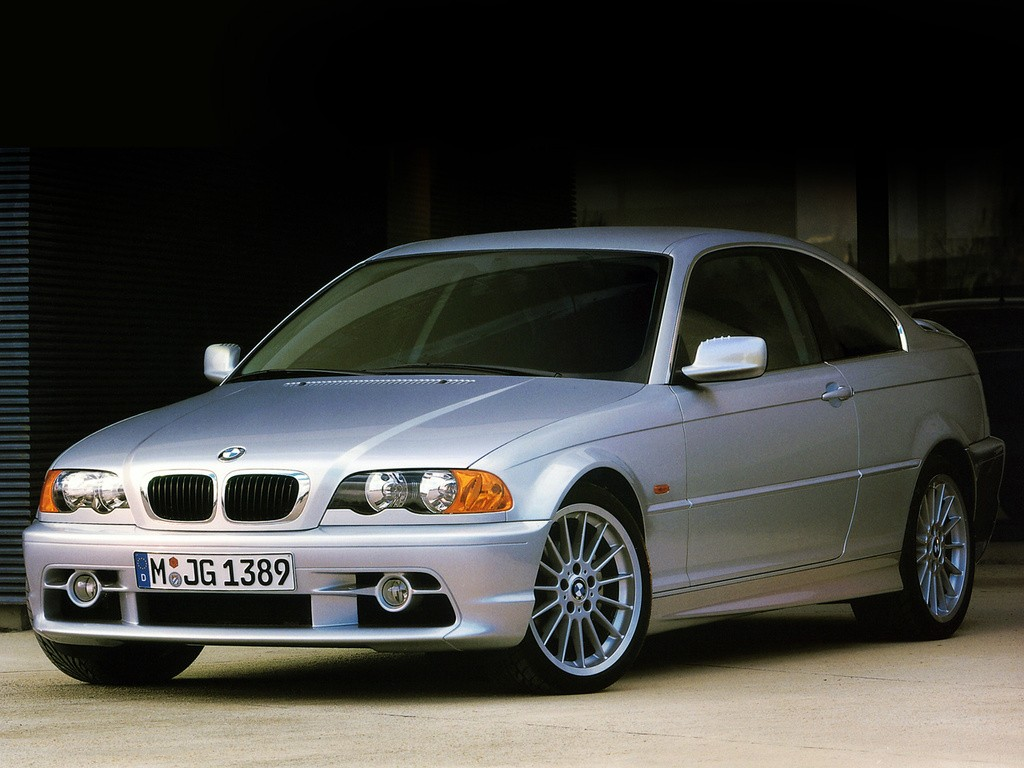 BMW 3 series 320Ci 1999 photo - 9