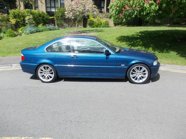 BMW 3 series 320Ci 2000 photo - 1
