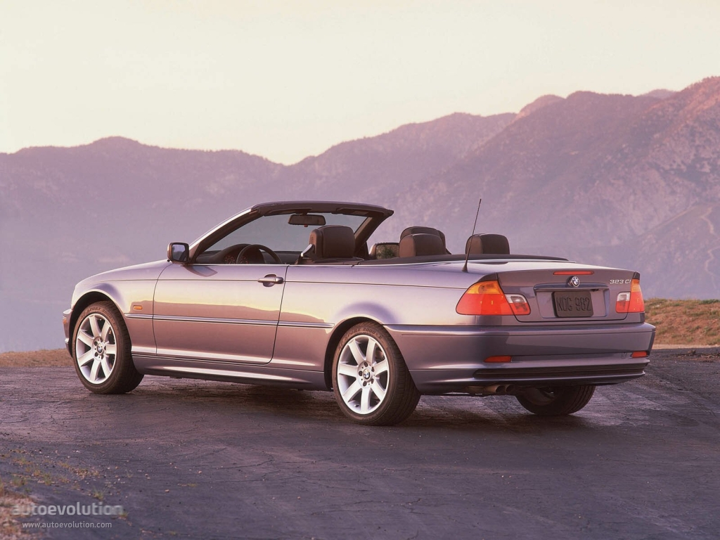 BMW 3 series 320Ci 2000 photo - 10