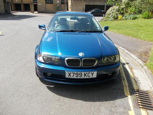 BMW 3 series 320Ci 2000 photo - 11