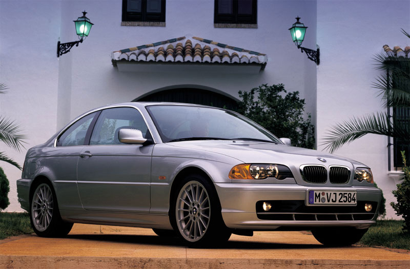 BMW 3 series 320Ci 2000 photo - 12