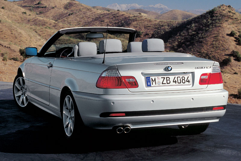 BMW 3 series 320Ci 2000 photo - 9