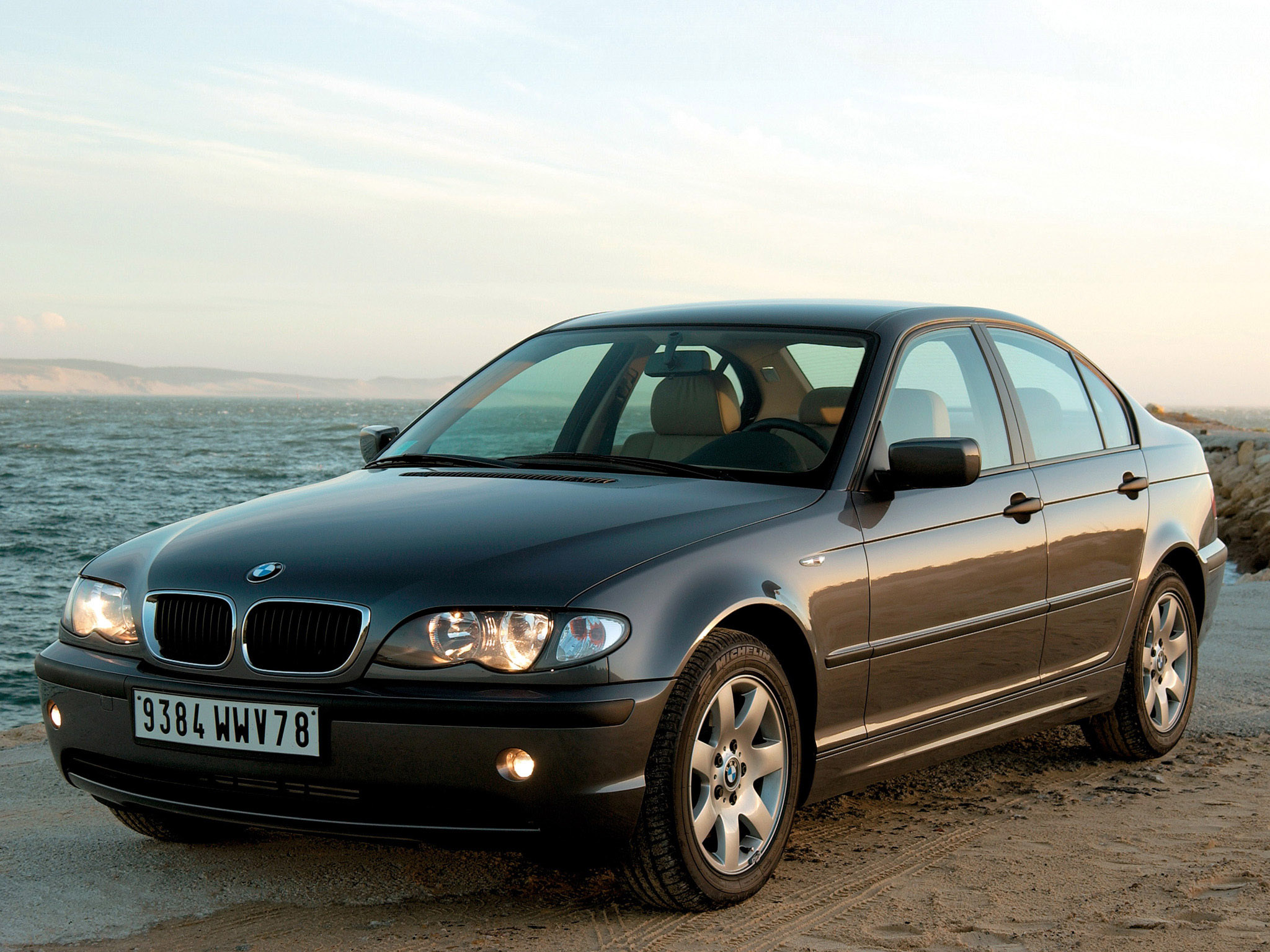 BMW 3 series 320d 2001 photo - 1
