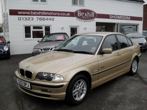 BMW 3 series 320d 2001 photo - 12