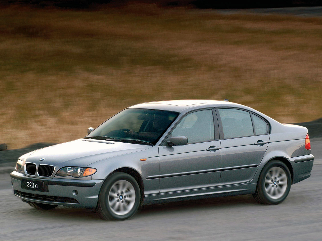 BMW 3 series 320d 2001 photo - 4