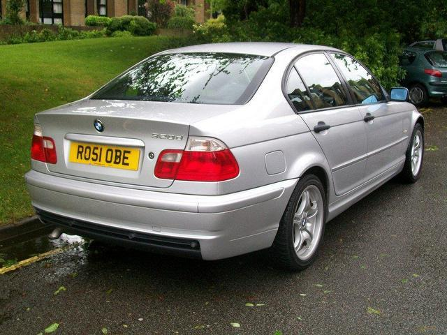 BMW 3 series 320d 2001 photo - 6