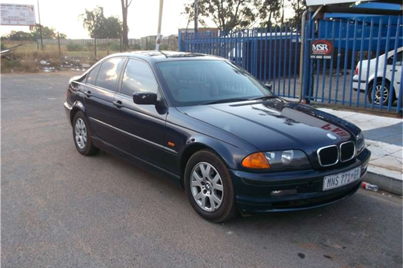 BMW 3 series 320d 2001 photo - 7