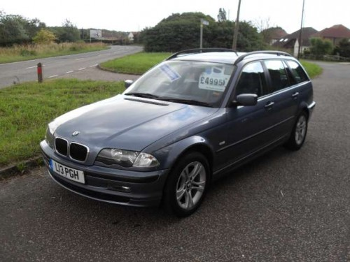 BMW 3 series 320d 2001 photo - 9