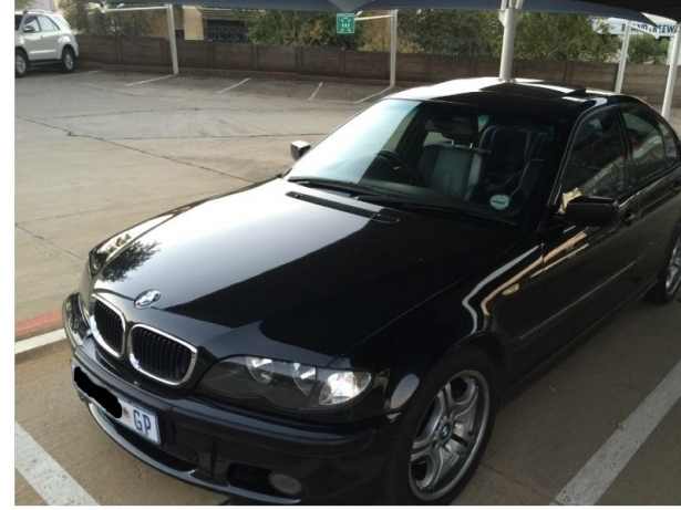 BMW 3 series 320d 2005 photo - 10