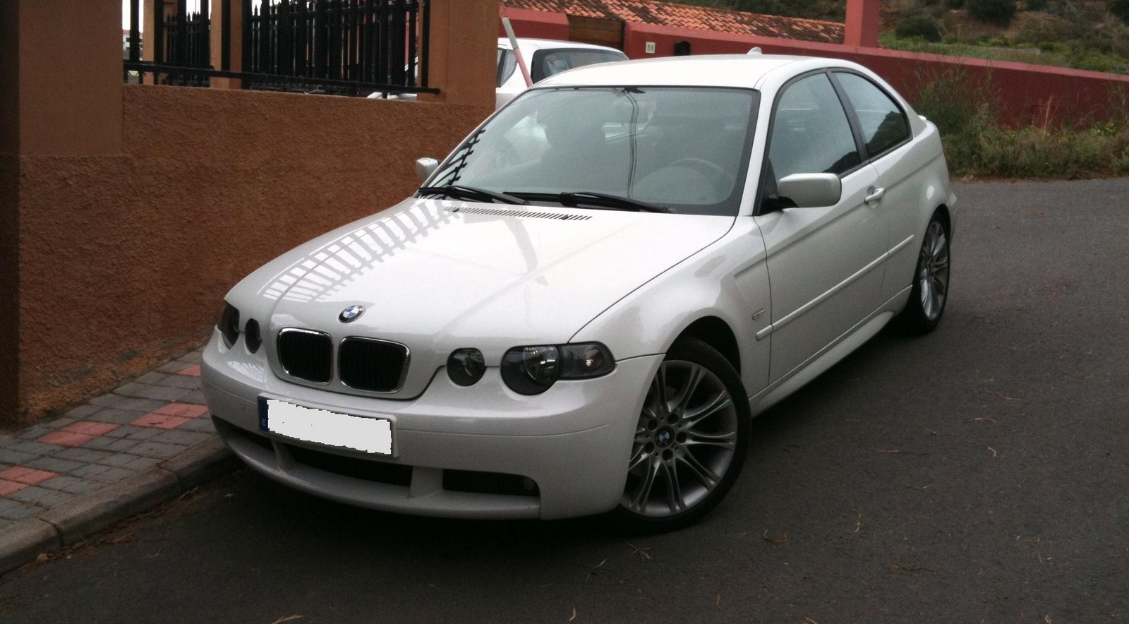 BMW 3 series 320d 2005 photo - 11