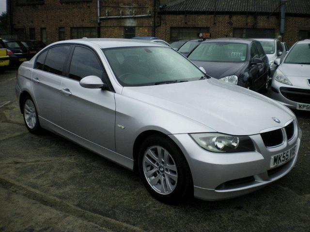 BMW 3 series 320d 2005 photo - 2