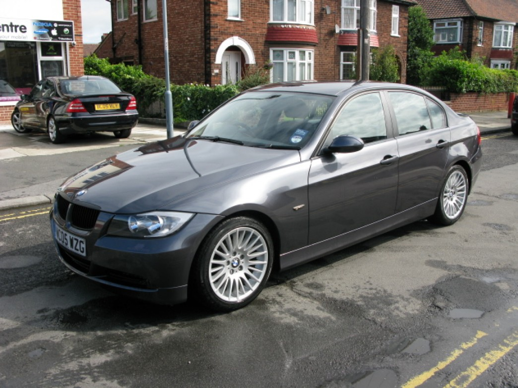 BMW 3 series 320d 2005 photo - 3