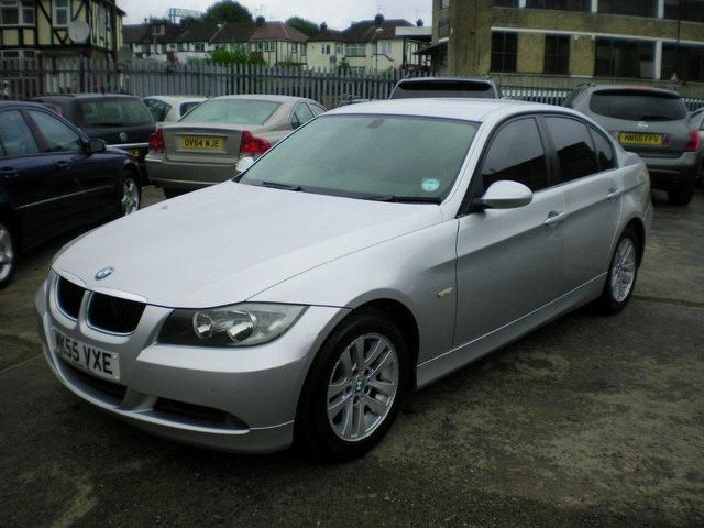 BMW 3 series 320d 2005 photo - 4