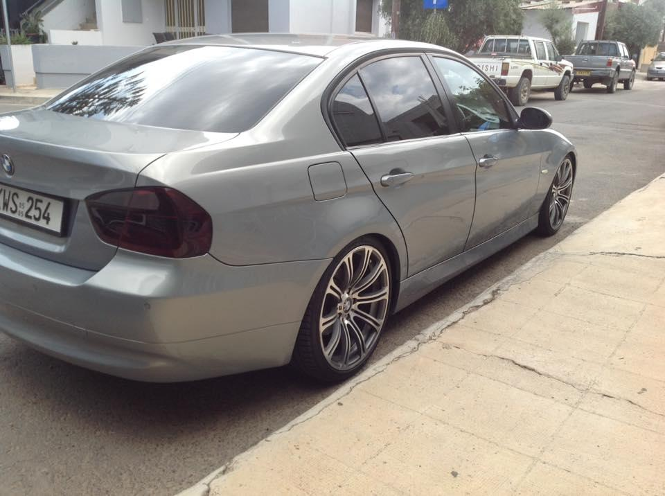 BMW 3 series 320d 2005 photo - 5
