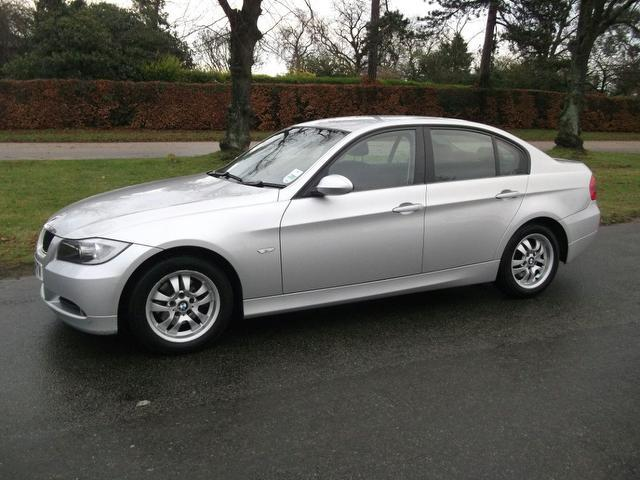 BMW 3 series 320d 2005 photo - 6
