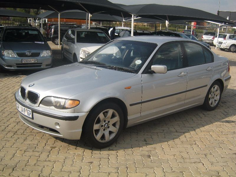 BMW 3 series 320d 2005 photo - 9