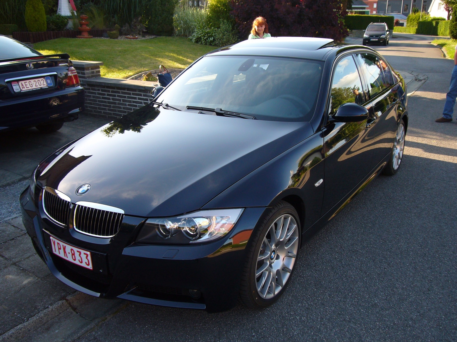 BMW 3 series 320d 2007 photo - 1