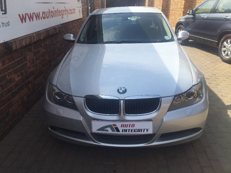 BMW 3 series 320d 2007 photo - 10