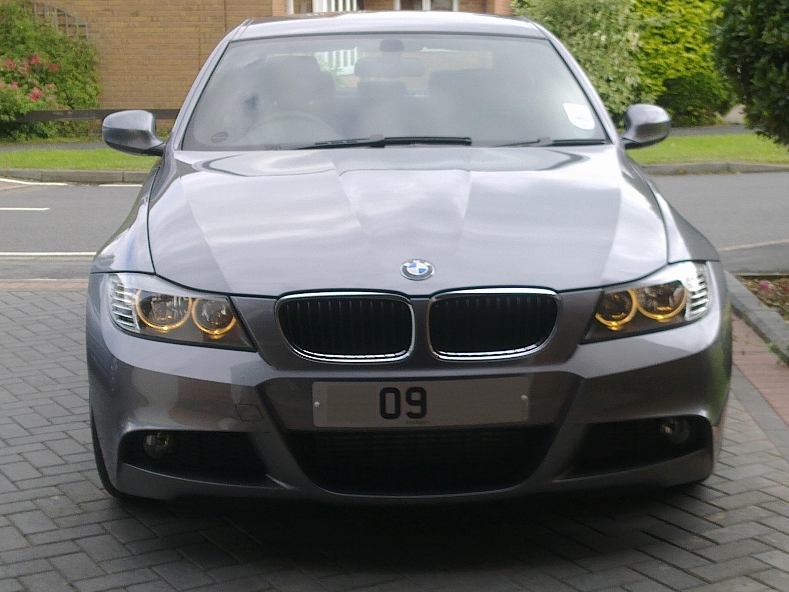 BMW 3 series 320d 2007 photo - 12