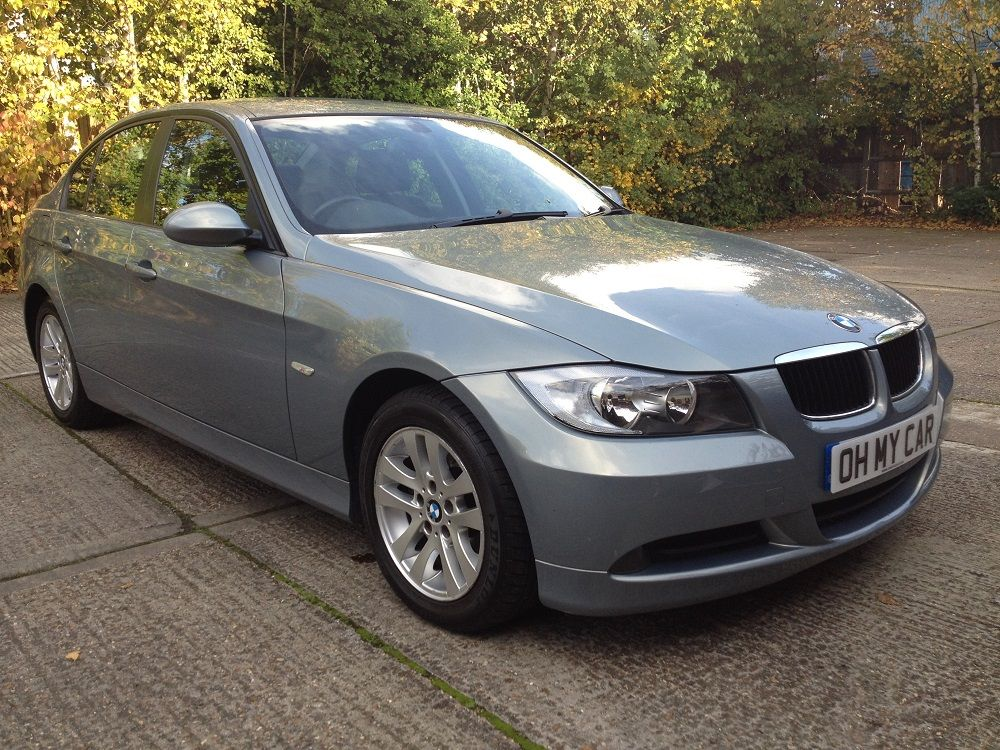 BMW 3 series 320d 2007 photo - 2