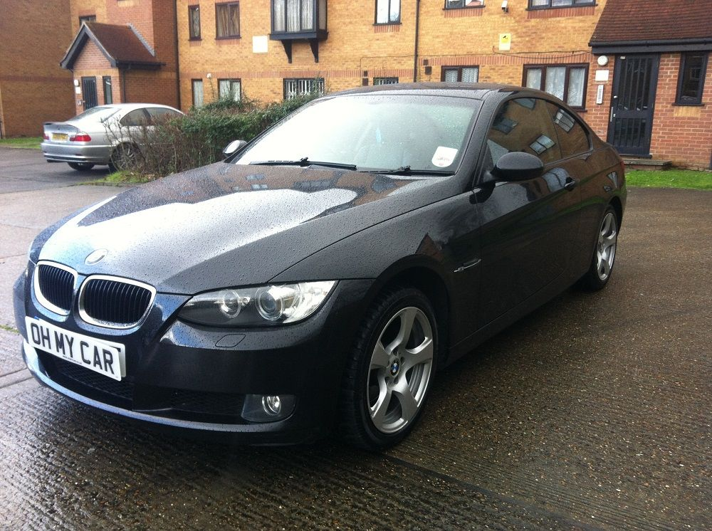 BMW 3 series 320d 2007 photo - 3