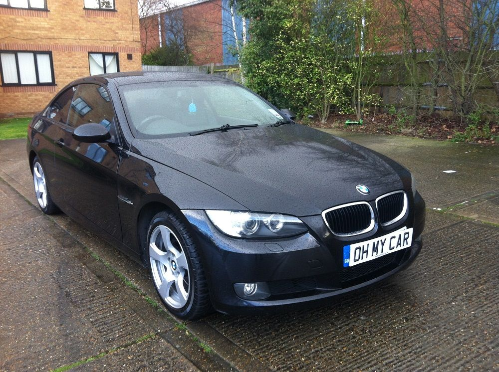 BMW 3 series 320d 2007 photo - 4